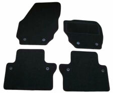 Volvo V70 Automatic Tailored Car Mats From 2007 Onwards - Black