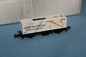 "Marklin Container Car Digital Innovation ""Toy Fair Gift Nürnberg 2004"" Z"