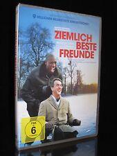 DVD ZIEMLICH BESTE FREUNDE - DIE TOP KOMÖDIE AUS FRANKREICH *** NEU ***