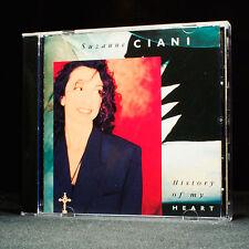 Suzanne Ciani - History Of My Heart -  Music CD Album
