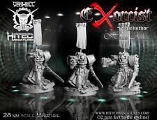 HITECH MINIATURES - 28SF071 Exorcist Egzekuthor Hans Adler 28mm *Warhammer 40k*