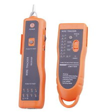 Portable 3KM Telephone Network Cable Wire Line track Tracker Toner Tracer Tester