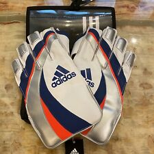 Nwt Mens Adidas Wicket Cricket Leather Elite Keeping Gloves Sz: M