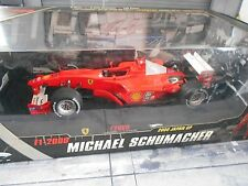 F1 FERRARI F2000 #3 Michael Schumacher Saison 2000 Japan Hot Wheels Elite 1:18