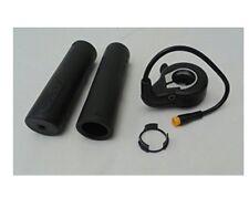 BICI ELETTRICA Thumb Throttle Grip e BIKE 24 V 36 V 48 V connettori impermeabili