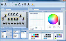 USB DMX LUMIDESK LDLIVE Live Controller Interface & Software 1024 Channels