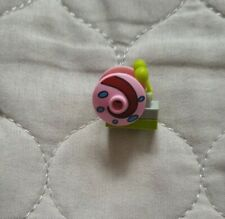 LEGO SPONGEBOB - GARY THE SNAIL (Pink Shell) - MINI FIGURE (RARE)
