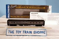 WALTHERS HEAVYWEIGHTS 932-10057 NYC NEW YORK CENTRAL PULLMAN 8-1-2. NEW IN BOX.