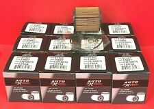 CASE 12 ENGINE OIL FILTERS AUTO EXTRA 618-57327 FOR BMW  BMW TRUCK L15607 57327