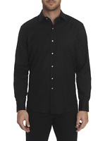 Robert Graham Atlas Sport Shirt / nwt/ size xl / black