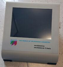Milestone ETHOS EZ Microwave Digestion Oven - EasyCONTROL-640 terminal Panel