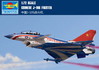 CHINESE J-10S FIGHTER 1/72 aircraft Trumpeter model plane kit 01644