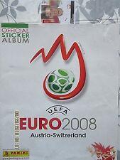 EM 2008 Panini komplett + echten Golanski, complete album