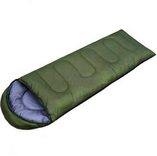 Outdoor Camping Hiking Sleeping Bag Pad Ultra-light Mummy Sleep Sack Camp Gear