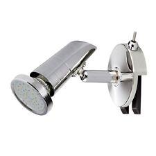 LED Badleuchte inkl. LED Leuchtmittel zum Aufstecken auf einen Spiegel 2248-018