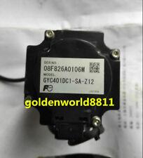 USED servo motor GYC401DC1-SA-Z12 with 2 momth warranty