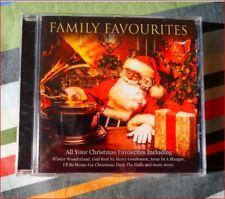 """New 🎄'17 Release """"Christmas Family Favourites"""" CD Elvis/Bing Crosby/Doris Day"""