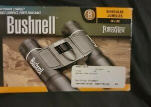 Bushnell Binocular Jumellas 12x32mm Powerview