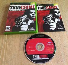 True Crime: Streets Of LA, Xbox Game, Trusted Ebay Shop