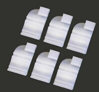 Headliner Bow Mounting Plastic Snap Clips Chevelle