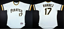 ARAMIS RAMIREZ 2015 Gamed Used & MLB Authenticated PIRATES Sunday TBTC Jersey