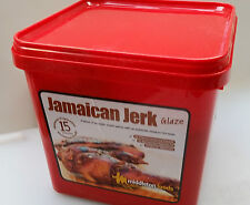 Middleton Foods 🌾 Meat Vegetable Glaze Marinade Seasoning Mix 2.5kg Red Tub Jamaican Jerk