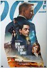 Внешний вид - No Time To Die - original DS movie poster 27x40 INTL FINAL - James Bond 007