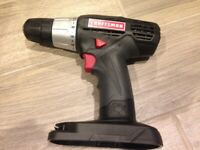 NEW Craftsman C3 19.2-Volt Lithium-Ion 3/8-in. Drill/Driver Bare Tool