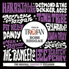 THIS IS TROJAN BOSS REGGAE 2 CD VARIOUS ARTISTS (New Release April 27th 2018)