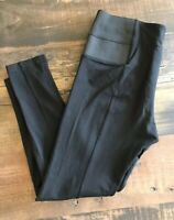Willow and Clay Womens Maternity Black Dressy Leggings Size Medium
