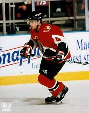 Chris Phillips Ottawa Senators Licensed Unsigned Glossy 8x10 Photo NHL (B)