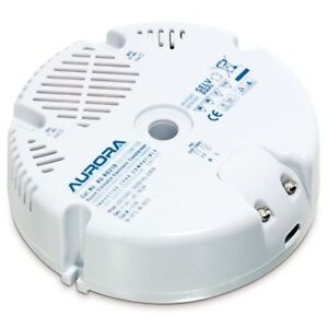AU-RD210 50-210W/VA Round Dimmable Electronic Transformer