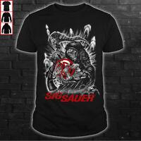 Sig Sauer GUN - Top Gift- Men's US 2D T-Shirt- Size S to 5XL