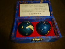 Health Relaxing Chimes Ancient City Health Ball Factory Baoding China Stress