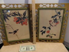 VINTAGE RARE WALL DÉCOR BEAUTIFUL PICTURE'S VERY OLD
