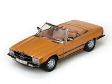 1:18 Mercedes 350 SL 1977 1/18 • SUNSTAR 4602