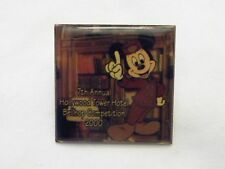 Disney Wdw 7th Annual Hollywood Tower Terror Hotel Bellhop Competition Pin