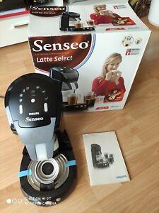 Philips Senseo HD7850 Latte Select Kaffeepadmaschine, 2650W, 1.2L guten Zustand