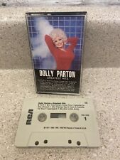 Dolly Parton Greatest Hits (Cassette, 1982, RCA) Country Music Cassette 1P
