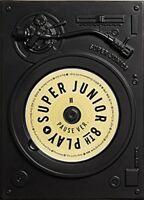 Super Junior - Vol 8 (Play) Pause Version [New CD] Asia - Import