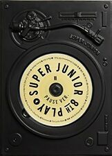 Super Junior - Vol 8 (Play) Pause Version [New CD] Asia - Import