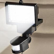 Motion Sensor Solar Powered 60 LED Outdoor Garden Security Flood Light Spot Lamp