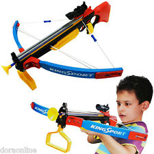 Kids Children  Crossbow  Set Archery Set & Kits Arrows Toys