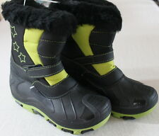 Kids Girl Winter Boots 3M HOT FLOW Waterproof Eur 31 - 35 / UK 13 1 1,5 2 2,5
