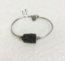 Luca + Danni St Saint Christopher Faith Stackable Bangle Bracelet Silver New