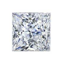 3.7mm VS CLARITY PRINCESS-FACET NATURAL AFRICAN DIAMOND (G/I COLOUR)
