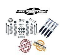 "Rubicon Express 3.5"" Super-Flex Short Arm Kit w/ Mono Tube Shocks 97-06 Jeep TJ"