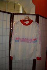 YAMAHA  team retro vintage motocross shirt ALY