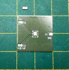 TCXO 40,00 MHz 1,8V ASTX-13-C-40.000MHz-I05-T 0,5ppm für ADALM Pluto SDR QO-100