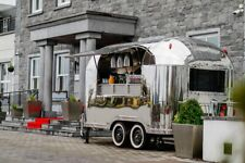 Airstream Mobile Catering Trailer Suitable for Burger, Coffee Gin Prosecco 1